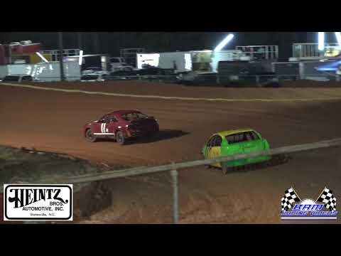Econo 4 Feature - Sumter Speedway 6/26/21 - dirt track racing video image