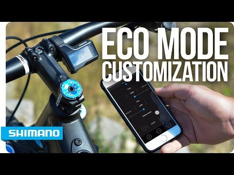 Get more out of your STEPS e-MTB with ECO mode customization | SHIMANO