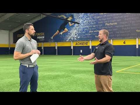 Sanford Sports Performance Specialist Shares Advice for Young Athletes