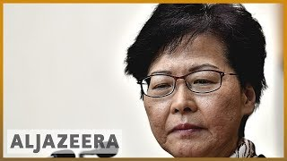 Analysis: Carrie Lam denounce protesters for 'disruption' of Hong Kong