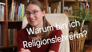 Warum bin ich Religionslehrerin? Vera im Porträt