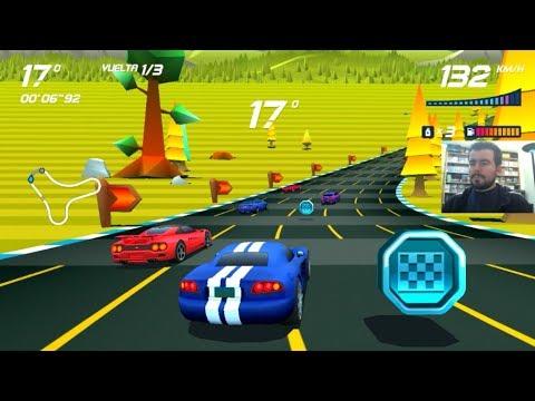 HORIZON CHASE TURBO (PC) Gameplay -- Tributo a los juegos de carreras clásicos