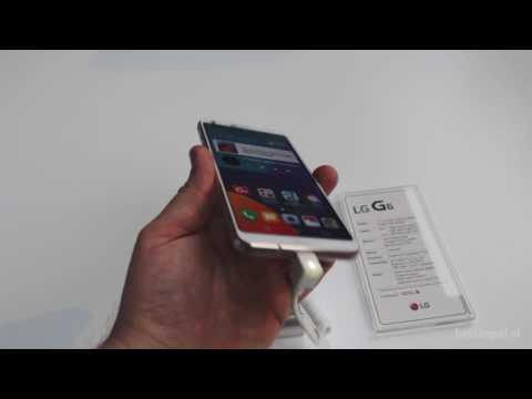 LG G6 - Mobile World Congress 2017 (NL)