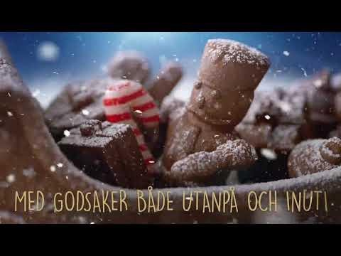 Jultomtens släde!