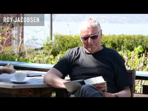 Roy Jacobsen sender sms til Lars Saabye Christensen #denfølelsen