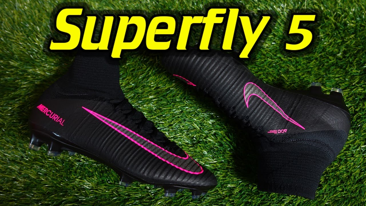 Nike Mercurial Superfly 5 (Pitch Dark Pack) - Review + On Feet ... 39047a3584f