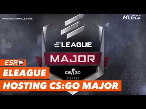 E-League Will Host Next CS:GO Major!