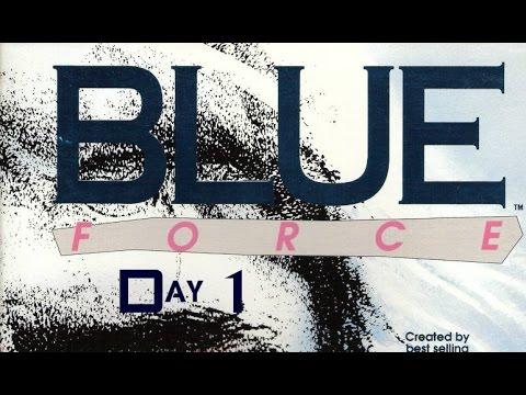 Guía Blue Force (Día 1)
