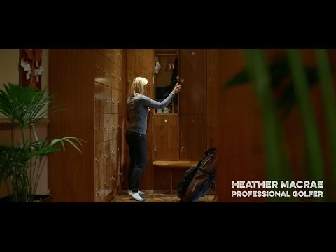Golf - Heather's Story