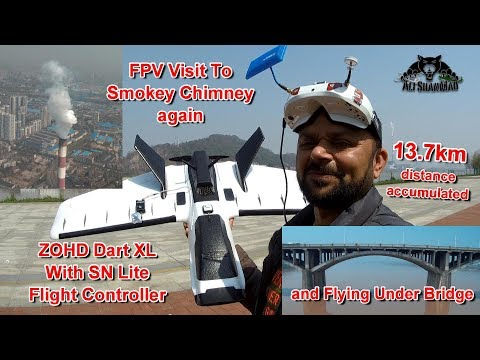 A Visit to Smokey Chimney Long Range FPV Dart XL SNL Flight Controller - UCsFctXdFnbeoKpLefdEloEQ