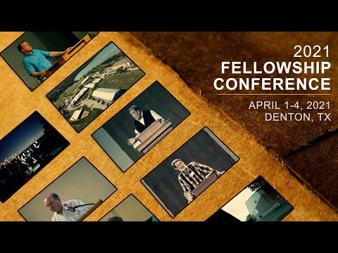 2021 Fellowship Conference