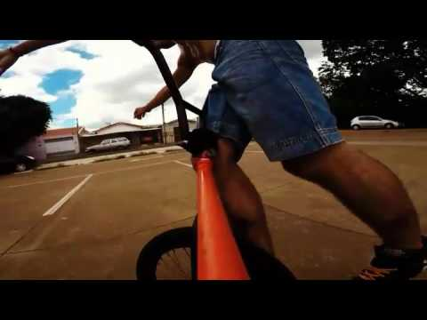 Gopro bicycle Seatpost POV