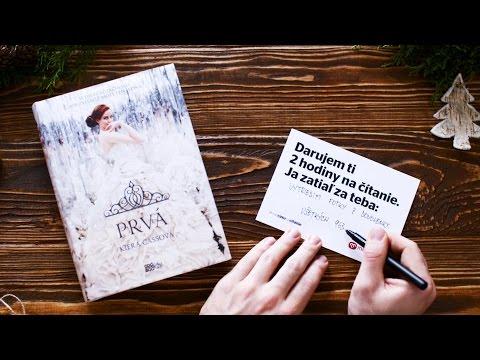Daruj knihu a viac času na čítanie (Prvá)