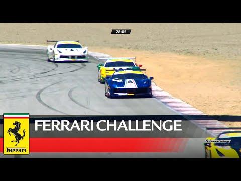 Ferrari Challenge North America - Laguna Seca, Coppa Shell Race 2