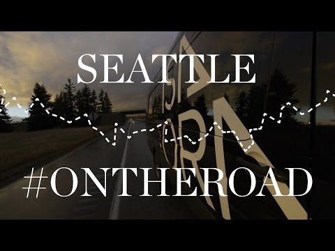 Ep 1 | Seattle to Mount Baker | Isaora On The Road