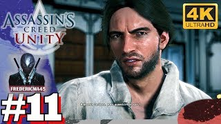 ASSASSIN'S CREED UNITY [FR] Séquence 11 100% Sync 4K