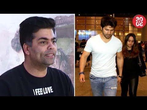 Karan Didn't Wish Kajol On Her Birthday | Varun Spotted With Alleged Girlfriend Natasha