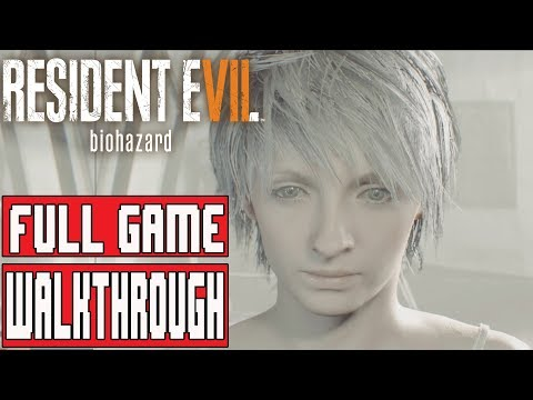 RESIDENT EVIL 7 End of Zoe Gameplay Walkthrough Full Game (Xbox One X) No Commentary - default