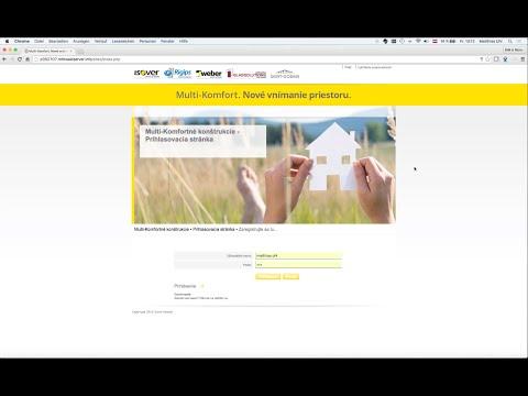 Saint-Gobain ISOVER Slovensko – Ako používať Revit® BIM objekty
