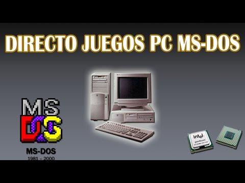 Directo juegos PC MS-DOS #3
