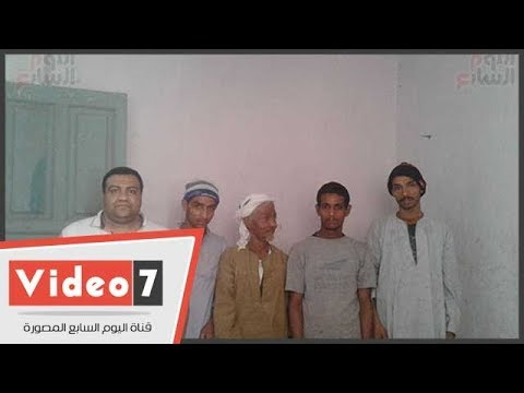 مأساة أسرة بسوهاج يعانى أفرادها من إعاقات بدنية وذهنية   والأم تطالب بمعاش