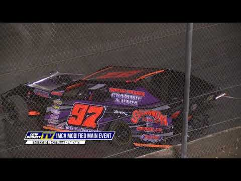 IMCA Modified Main Event - Bakersfield Speedway