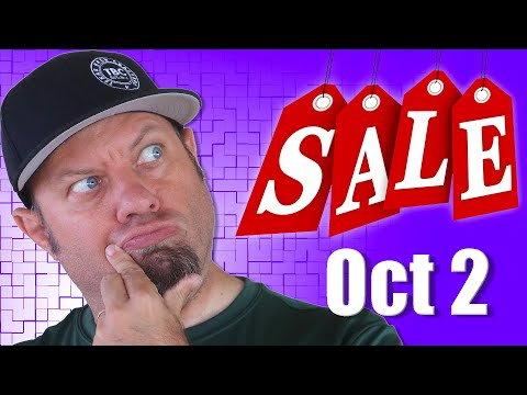 Ham Radio Shopping Deals for Friday, Oct 2