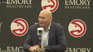 Hawks promote Travis Schlenk to GM and President of Basketball Operations