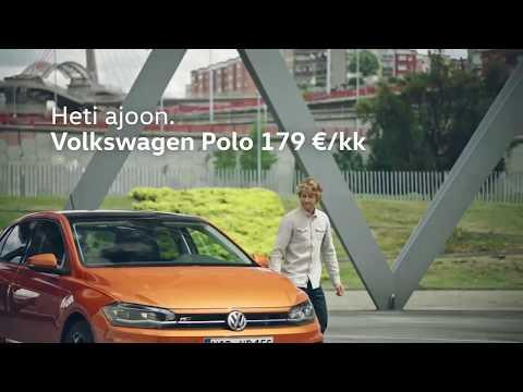 Volkswagen. Autoilijoiden asialla.  Heti uutta autoa tarvitsevan ja akuuttia autokuumetta potevan kannattaa tutustua nopean toimituksen autoihin, jotka ovat valmiiksi varusteltuja ja myynnissä erikoiseduin.   Heti ajoon esimerkiksi Polo vain 179 €/kk.