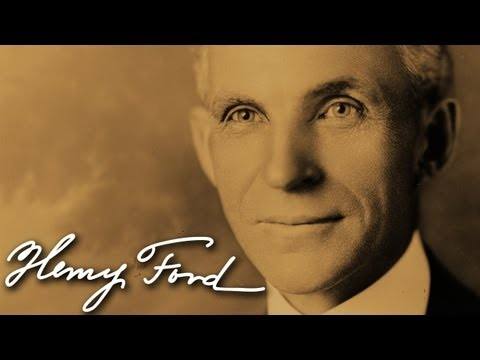 About Henry Ford (1863-1947)