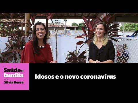 Coronavírus: como manter os cuidados com a saúde dos idosos