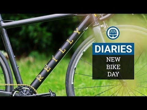 Hill Climb Diaries - Reuben's New Bike Day & Joe Goes Deep