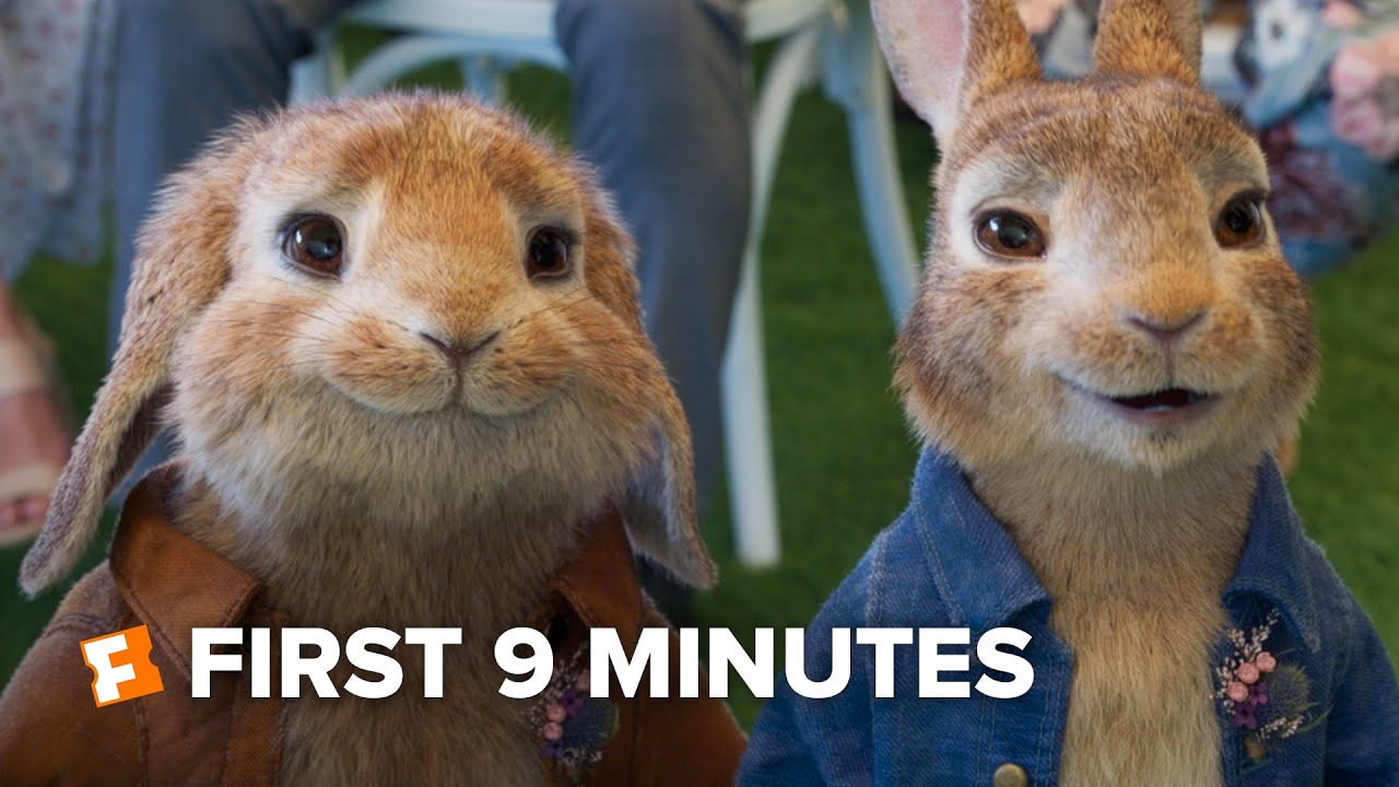 Peter Rabbit 2: The Runaway First Nine Minutes – Exclusive (2021)   FandangoNOW Extras