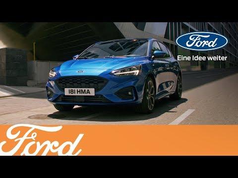 Der neue Ford Focus ‒ Fahrerlebnis | Ford Austria