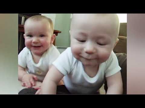 Funniest Twins Baby Moments   Twins Baby Videos
