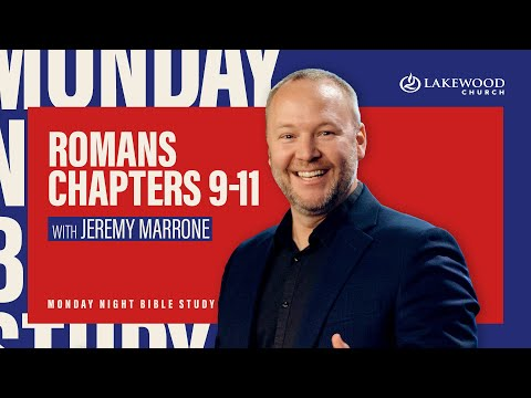 Romans 9-11  Jeremy Marrone