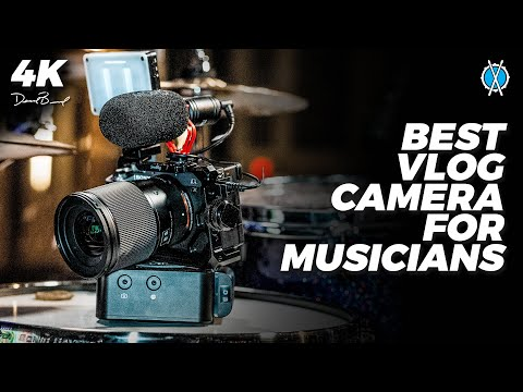 Best Camera for Musicians in 2021 (and accessories!)