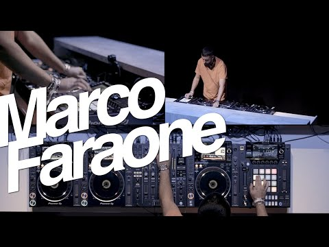 Marco Faraone - ADE 2019
