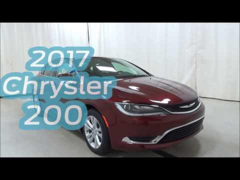 2017 Chrysler 200 at Schmit Bros Chrysler/Dodge in Saukville, WI!
