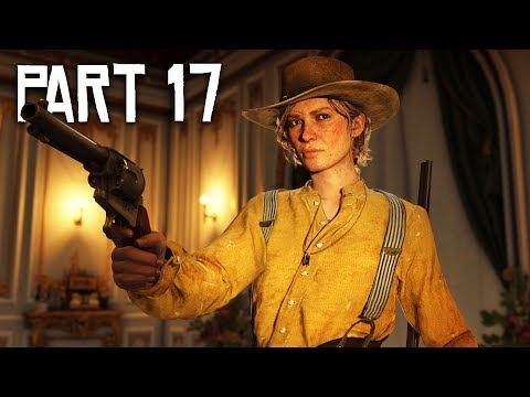 Red Dead Redemption 2 Gameplay Walkthrough, Part 17!! (RDR 2 PS4 Gameplay) - UC2wKfjlioOCLP4xQMOWNcgg