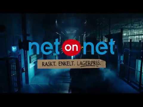NetOnNet - Raskt. Enkelt. Lagerpris.