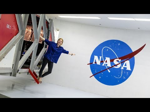 Tested at NASA Ames Research Center (with Simone Giertz!) - UCiDJtJKMICpb9B1qf7qjEOA