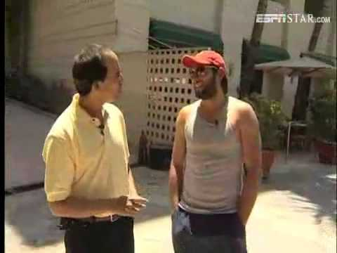 Shahid Afridi Comments on Irfan Pathan