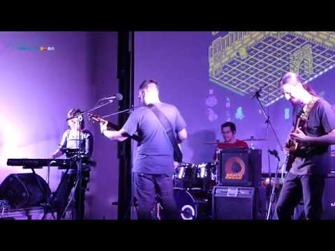 "RetroMadrid 2018 - Concierto ""the CHIPTUNES"" - Rock & Roll homenaje a Jon Ritman"