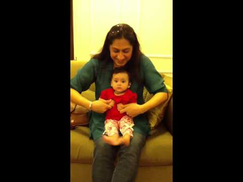 Baby Dancing (Baby video contest Parentingnation.in)