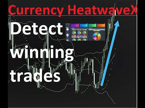 Currency HeatwaveX software - Detect and decode high potential winning trades.