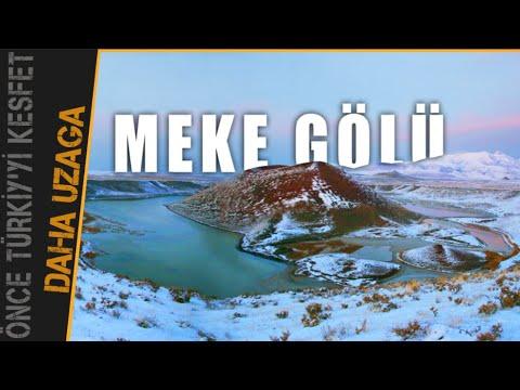 meke gölü, Kısa belgeseli, önce türkiye'yi keşfet. Daha Uzaga