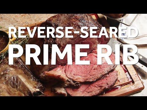 The Food Lab's Reverse-Seared Prime Rib - UCqqJQ_cXSat0KIAVfIfKkVA