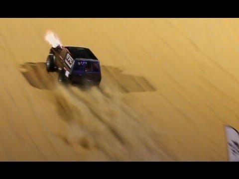 Uphill Sand Dragrace with more HUGE turbos - UCL31OnBCeJNu0ACp9olaMUA