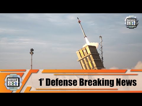 Israel completes flight tests of upgraded Iron Dome air defense missile system Rafael industry